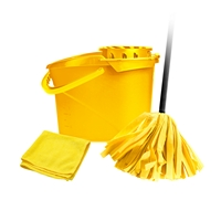 Yellow Cleaning
